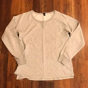 J Crew supersoft sweatshirt